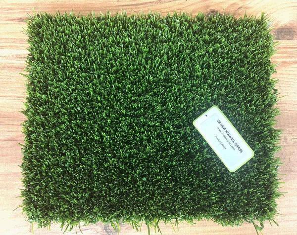 Non fill artificial grass