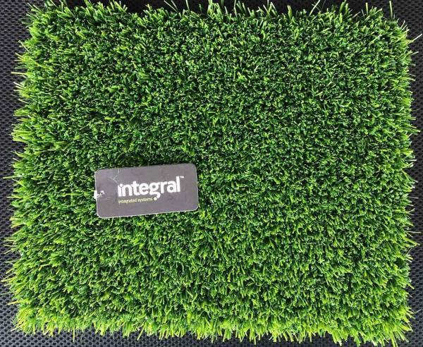 granulated artificial grass